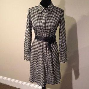 Ralph Lauren houndstooth dress. NWT